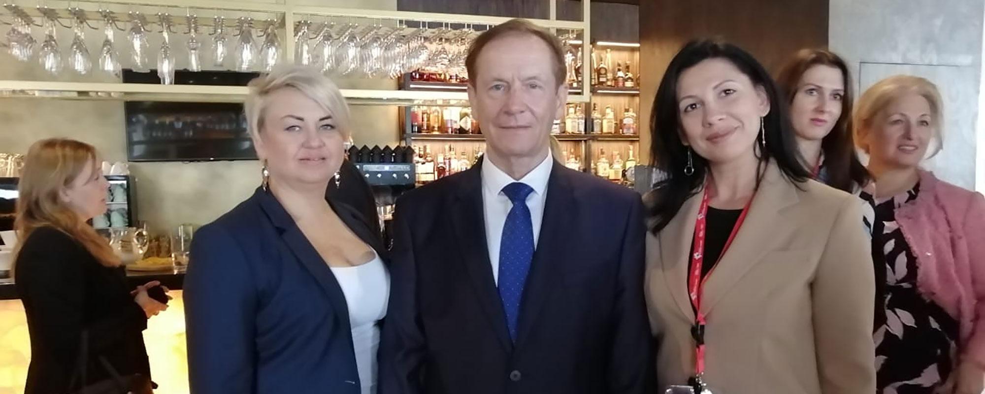 Конференция и двусторонние переговоры между монакскими и ростовскими предпринимателями