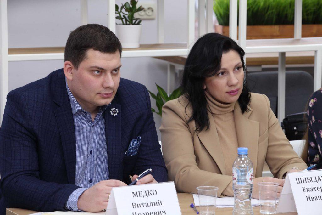 Экспертная сессия по приглашению ТПП РО