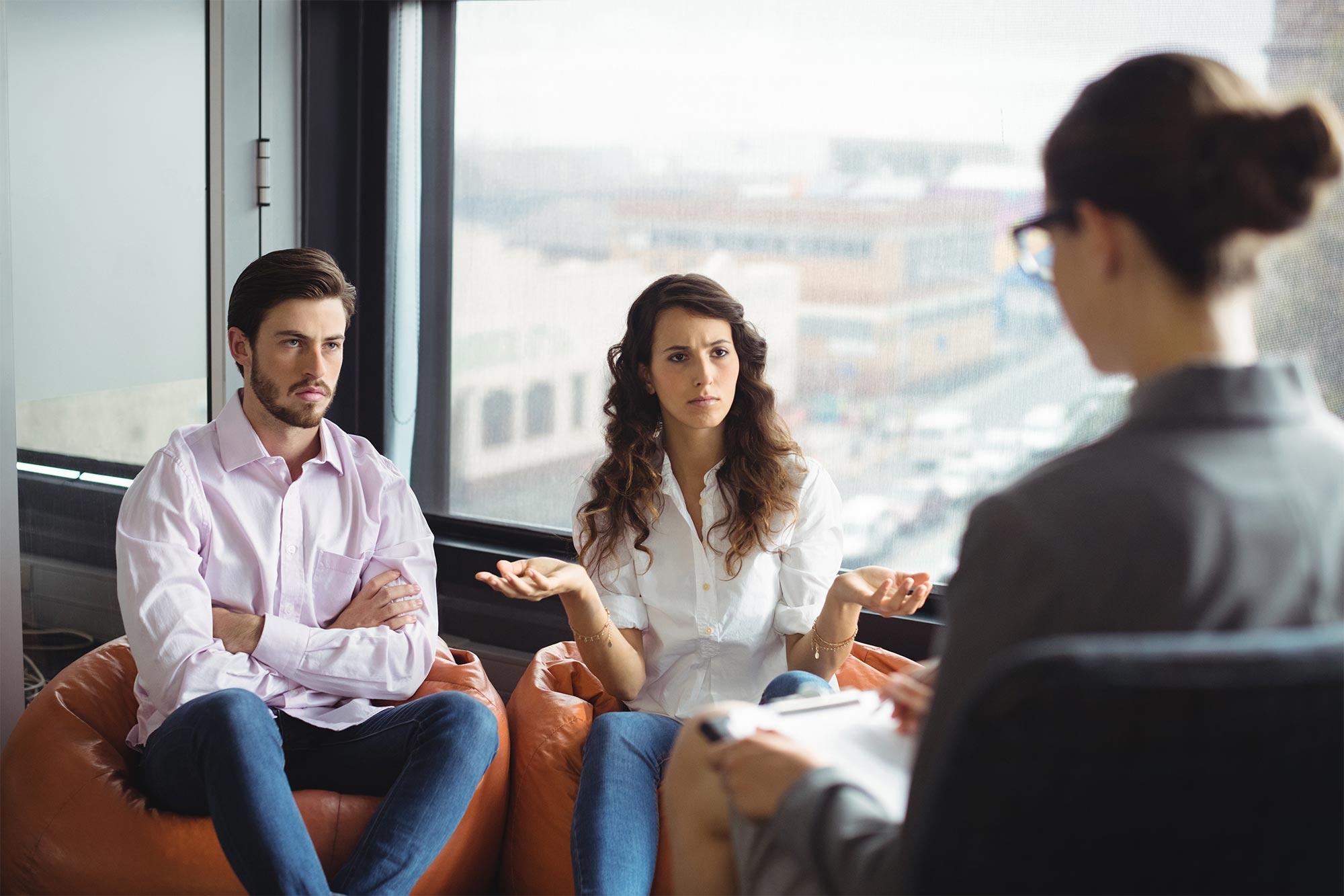 Проконсультируйтесь с юристом: семейные споры